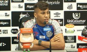 Kaio Jorge Santos FC