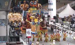 Torcida Jovem do Santos Carnaval 2020