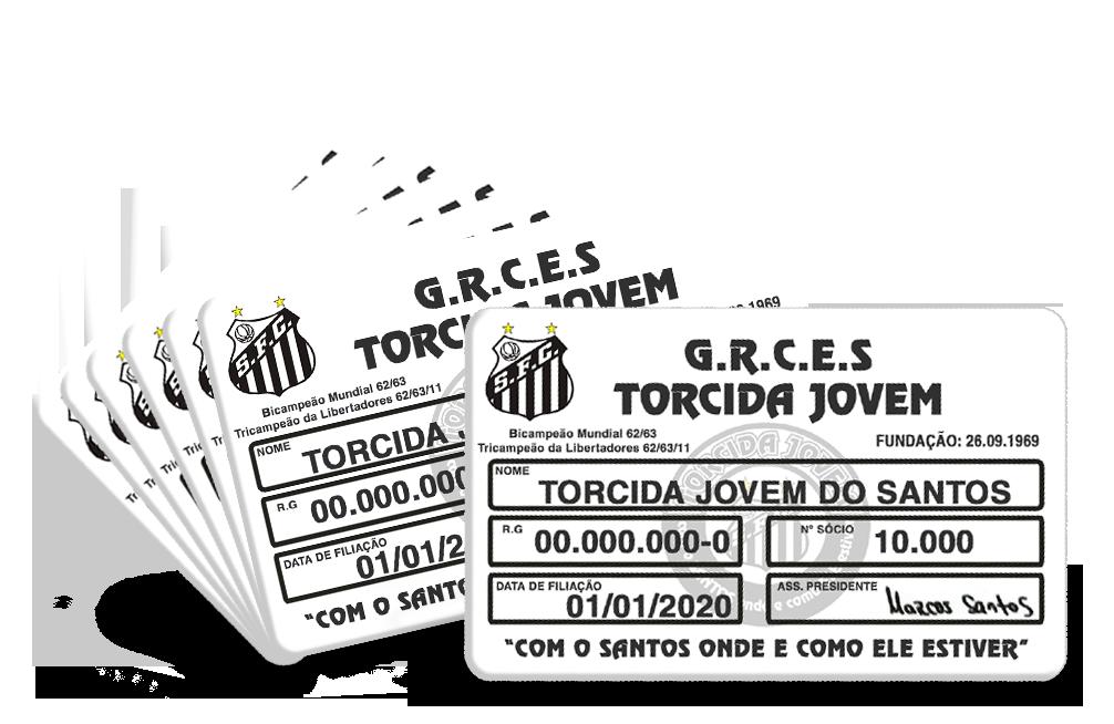 Sócio Torcida Jovem Santos FC